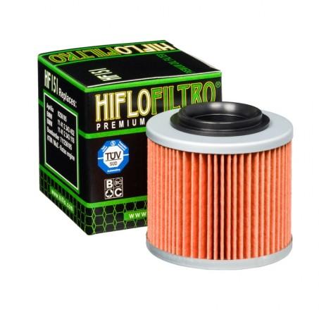 Alyvos filtras HIFLO HF151