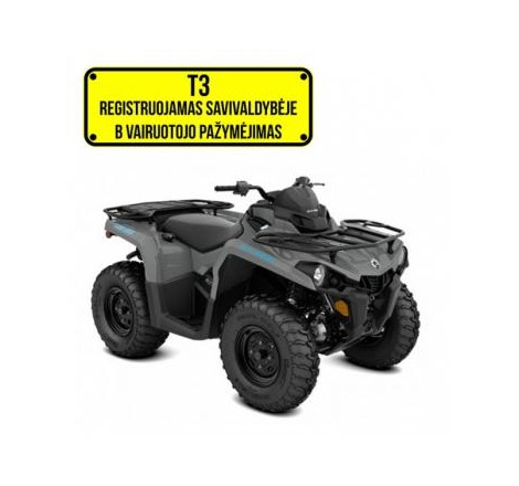 CAN-AM OUTLANDER 450 DPS...